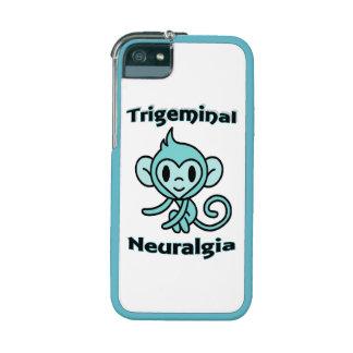 iPhone 5case del mono de la conciencia de la neura