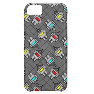iPhone 5G Robot Pattern Phone Case