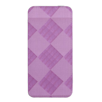 iPhone 5s Smartphone Pouch Pure Purple Crystal FUN iPhone 5 Pouch