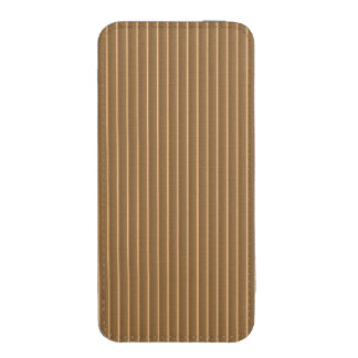 iPhone 5s Smartphone Pouch SILKY GOLD STRIPES GIFT iPhone 5 Pouch
