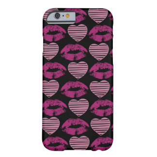 iPhone 6/6s, Barely There de Hearths&Kisses Funda De iPhone 6 Barely There