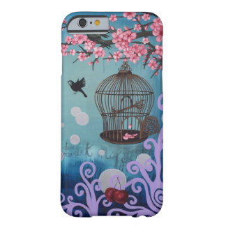 iPhone 6/6s, Barely There del Birdcage Funda Barely There iPhone 6