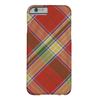 iPhone 6/6S Barely There del tartán de Gibbs/de Funda Para iPhone 6 Barely There