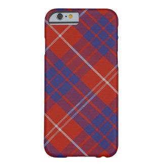 iPhone 6/6S Barely There del tartán de Hamilton Funda Para iPhone 6 Barely There