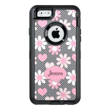 iPhone 6/6s Case | Daisies, Polka Dots, Hearts