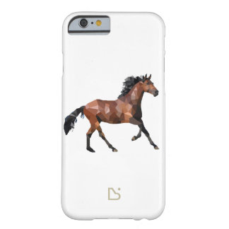 iPhone 6/6s case - deconstructed design - horse