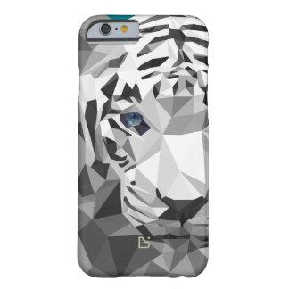 iPhone 6/6s case - deconstructed design - tiger
