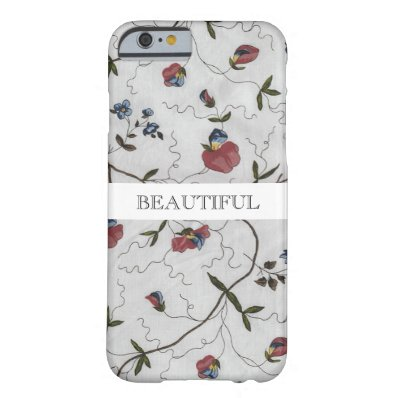 Iphone 6/6s Case Flowers