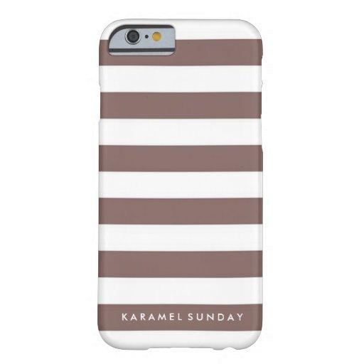 iPhone 6/6s Case - KS Signature Nautical Brown