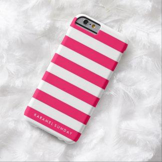 iPhone 6/6s Case - KS Signature Nautical Red/Pink