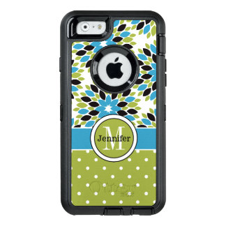 iPhone 6/6s Case | Monogram, Floral, Polka Dots