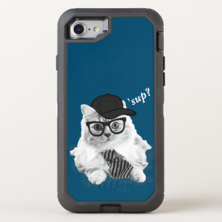 iPhone 6/6s | Coolest Cute Kitten OtterBox Defender iPhone 7 Case