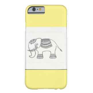 iPhone 6/6S Cover with Indian design