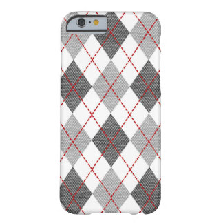 iPhone 6/6s de Argyle Funda Barely There iPhone 6