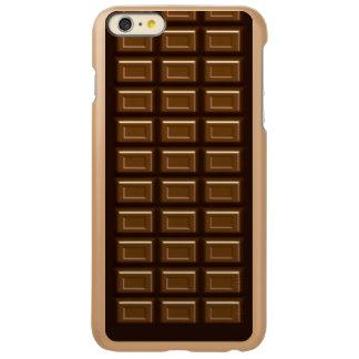 iPhone 6/6S de la barra de chocolate más el caso
