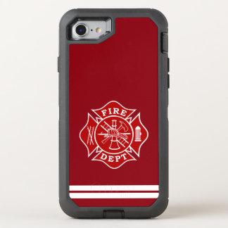 iPhone 6/6s de la cruz maltesa del departamento Funda OtterBox Defender Para iPhone 7