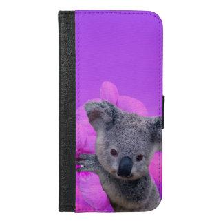 iPhone 6/6s de la koala más la caja de la cartera
