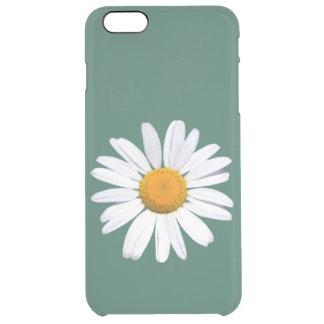 iPhone 6/6S de la margarita más el caso claro Funda Clear Para iPhone 6 Plus
