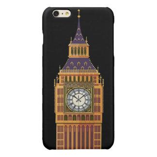 iPhone 6/6S de la torre de Big Ben más el caso