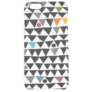 iPhone 6/6S de los banderines más el caso claro Funda Clearly™ Deflector Para iPhone 6 Plus De Unc