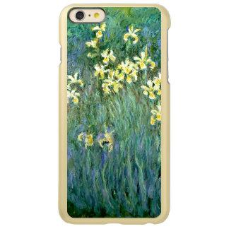 iPhone 6/6S de los iris de Monet más el caso del