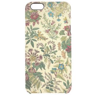 iPhone 6/6S de los Wildflowers del vintage más el Funda Clear Para iPhone 6 Plus