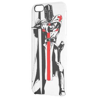 iPhone 6/6s de Templar de los caballeros más el Funda Clearly™ Deflector Para iPhone 6 Plus De Unc