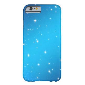 iPhone 6/6s del cielo nocturno Funda Barely There iPhone 6
