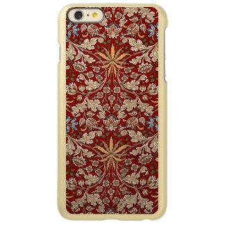 iPhone 6/6S del jacinto más el caso del brillo de