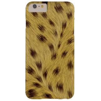 iPhone 6/6S del leopardo más el caso Funda De iPhone 6 Plus Barely There