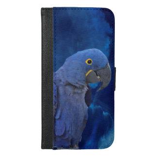 iPhone 6/6s del Macaw del jacinto más la caja de