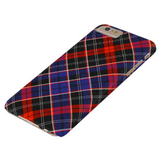 iPhone 6/6S del obispo del tartán más el caso Funda Para iPhone 6 Plus Barely There