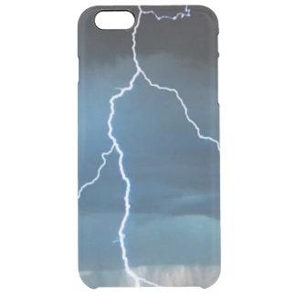 iPhone 6/6S del relámpago más el caso claro Funda Clearly™ Deflector Para iPhone 6 Plus De Unc