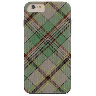 iPhone 6/6S del tartán de Craig más el caso duro Funda De iPhone 6 Plus Tough