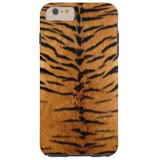 iPhone 6/6S del tigre más el caso duro Funda De iPhone 6 Plus Tough