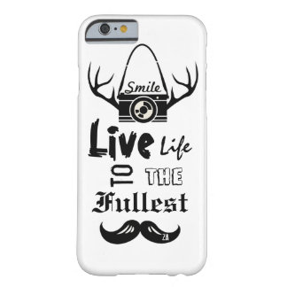 iPhone 6/6s, Live Life to the Fullest Barely There iPhone 6 Case