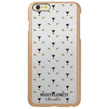 iPhone 6/6s Plus Case Mighty Lioness