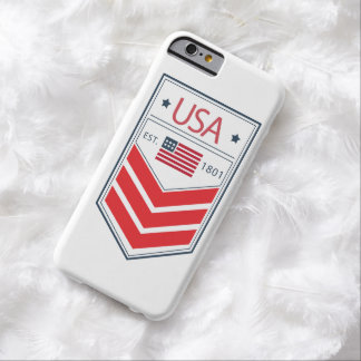 iPhone 6/6s, Proudly American Barely There iPhone 6 Case