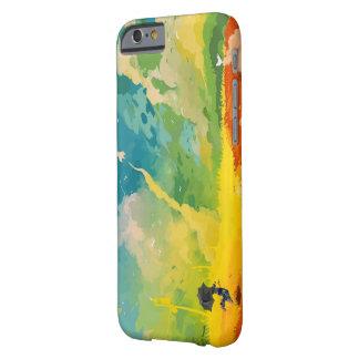 IPhone 6/6s refresca el colourblast colorido Funda Barely There iPhone 6