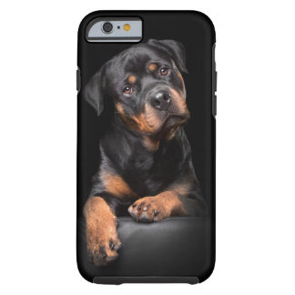 iPhone 6/6s Rottweiler Tough iPhone 6 Case