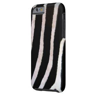 iPhone 6/6s Zebra Wildlife Art Tough Phone Case Tough iPhone 6 Case