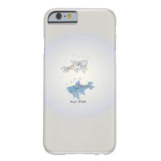 iPhone 6, Barely There con los pescados del ópalo Funda Para iPhone 6 Barely There