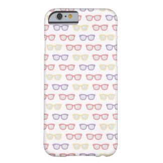 iPhone 6, Barely There de las gafas de sol Funda De iPhone 6 Barely There