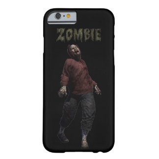 iPhone 6, Barely There del zombi Funda De iPhone 6 Barely There