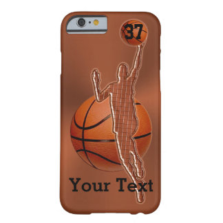 iPhone 6 Basketball Cases Jersey NUMBER and NAME