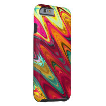 Iphone 6 Case/Abstract Tough iPhone 6 Case