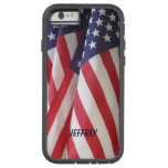 iPhone 6 Case American Flags Tough Rugged