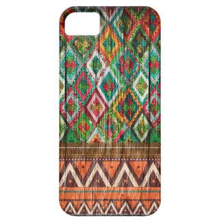iPhone 6 Case Aztec Wood Tribal iPhone 5 5s 5 4 4s