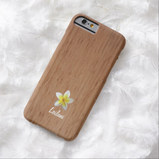 iPhone 6 Case Bamboo
