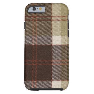 iPhone 6 case Bannockbane Tartan Case